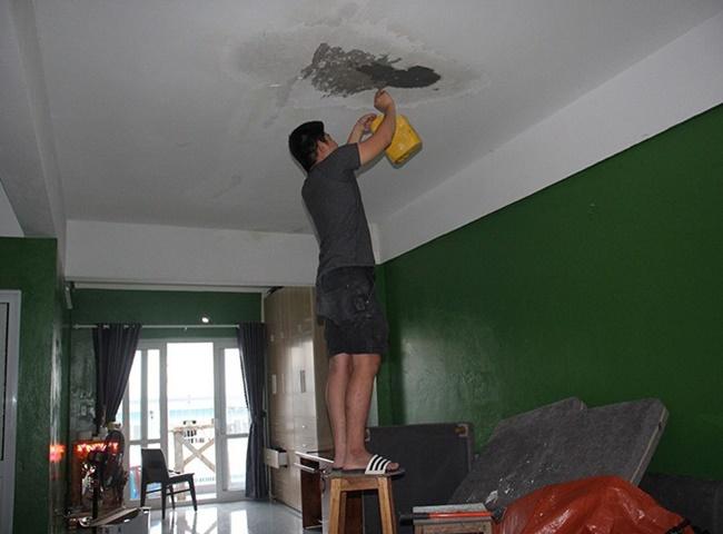 Nhanh chóng hỗ trợ sửa chữa nhà cho khách hàng